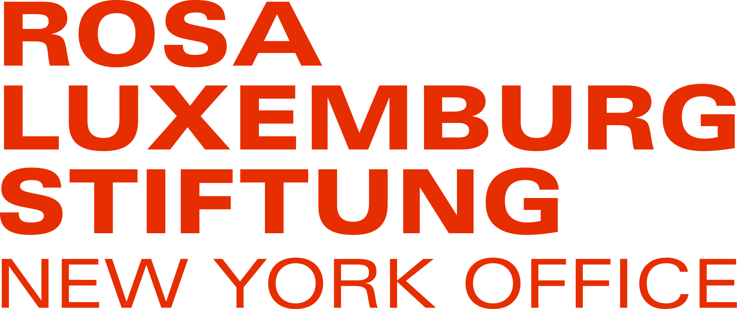 Rosa Luxemburg Stiftung — New York Office